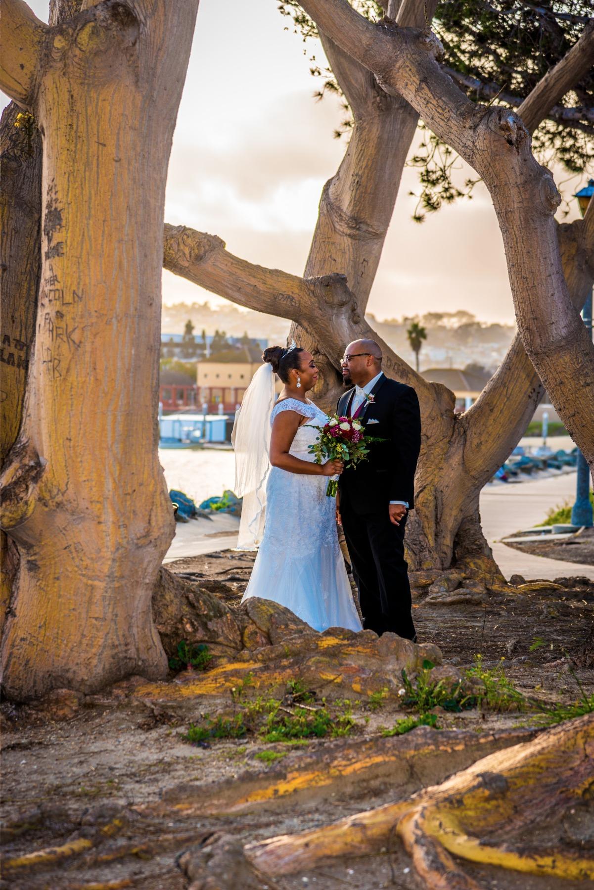 Asa and Kristian – Holiday Inn San Diego Bayside