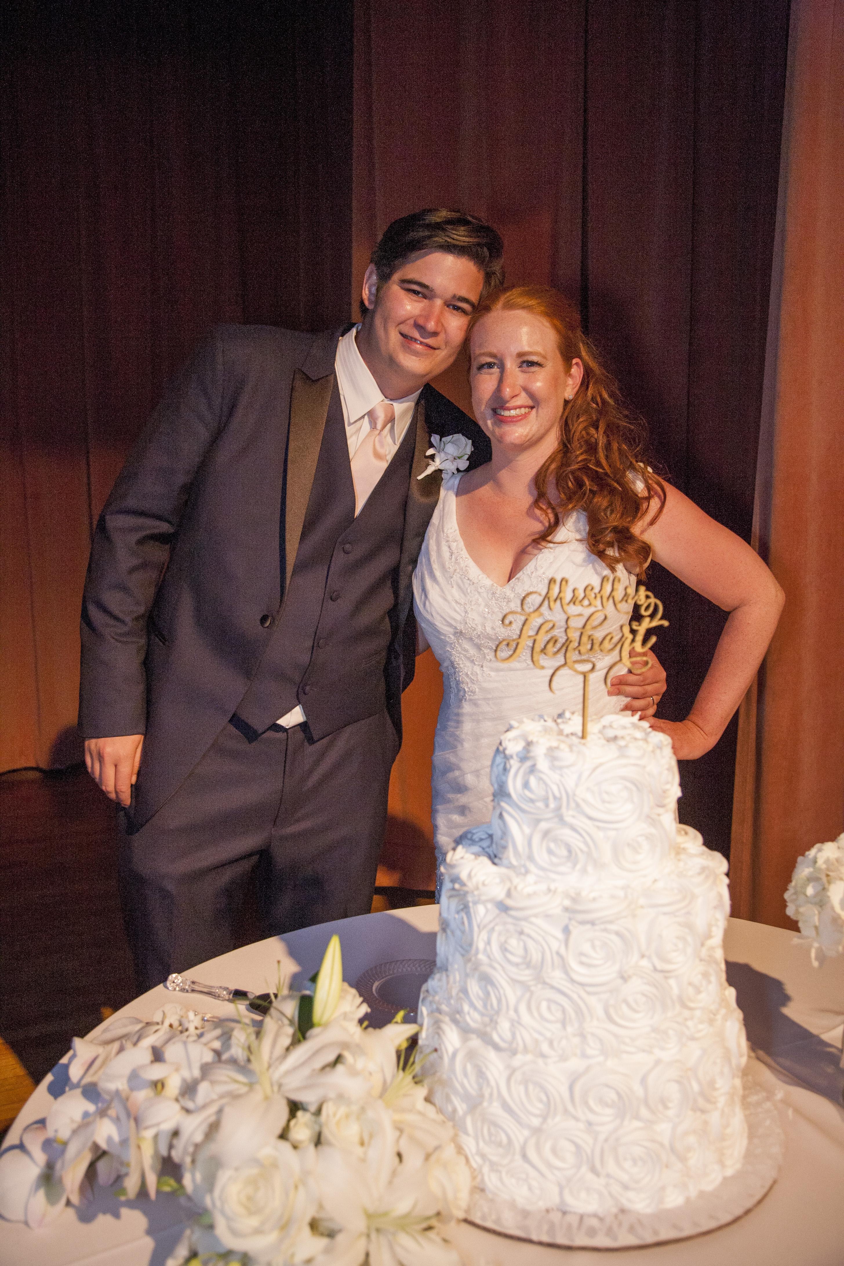 Annemarie and Skylar were lifesavers for my wedding!