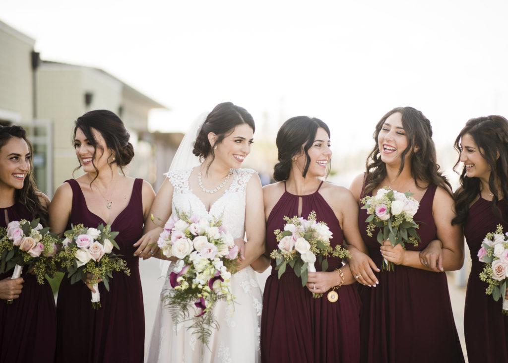 san diego bridal party