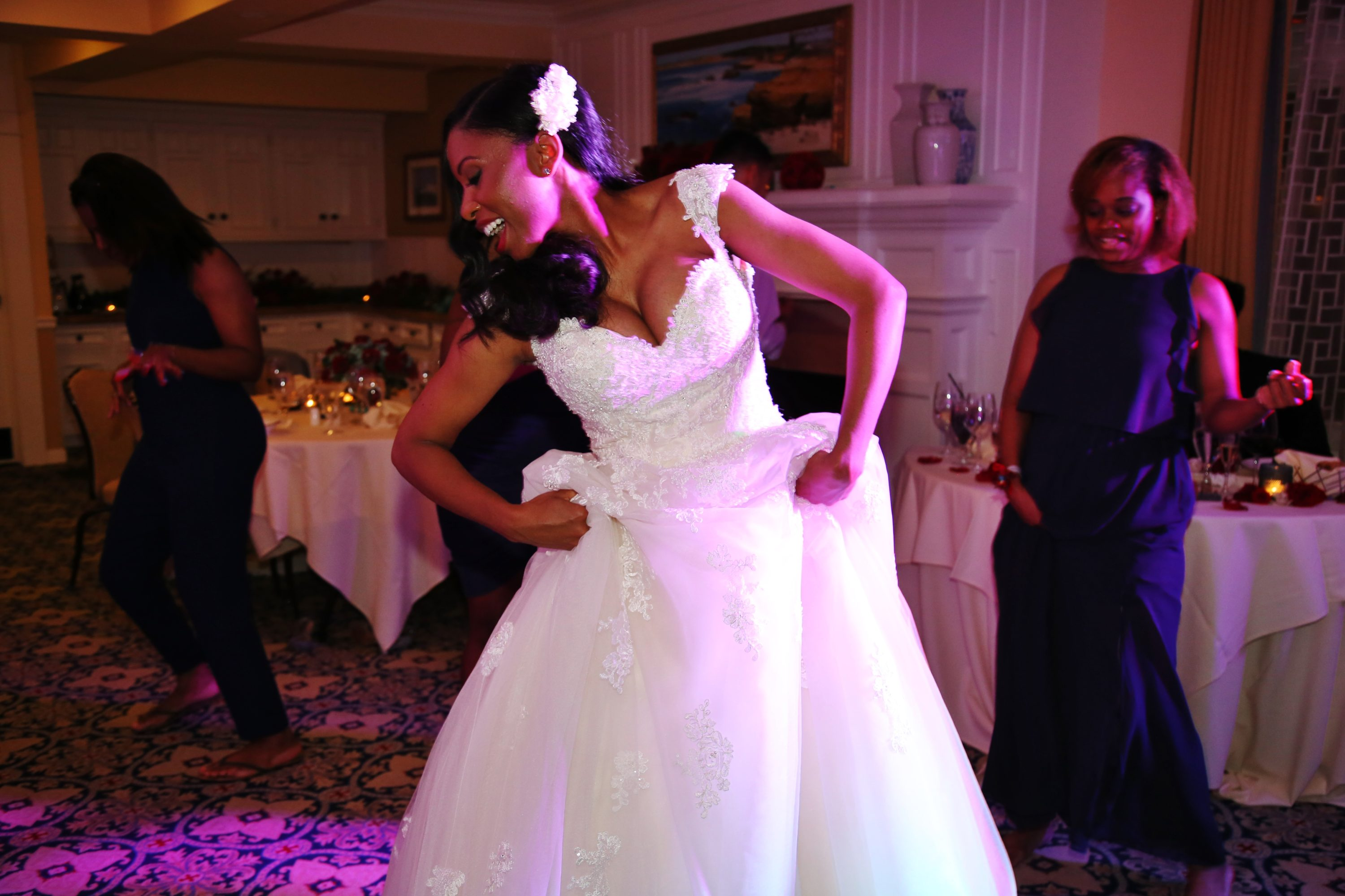 Sunny and Latanya – Torrey Pines State Reserve and The Grand Colonial Inn