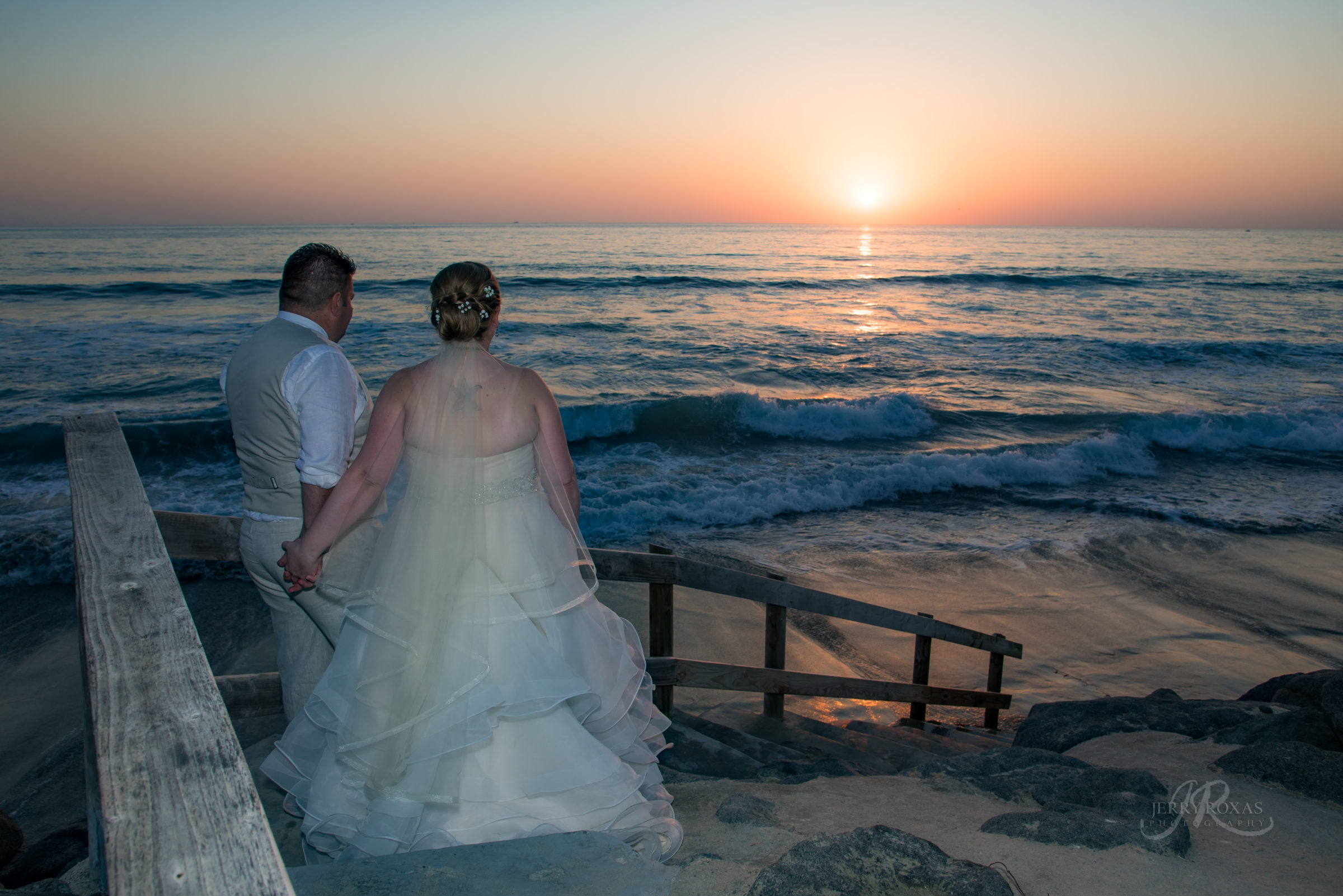 Chris and Jessica – private residence in Oceanside