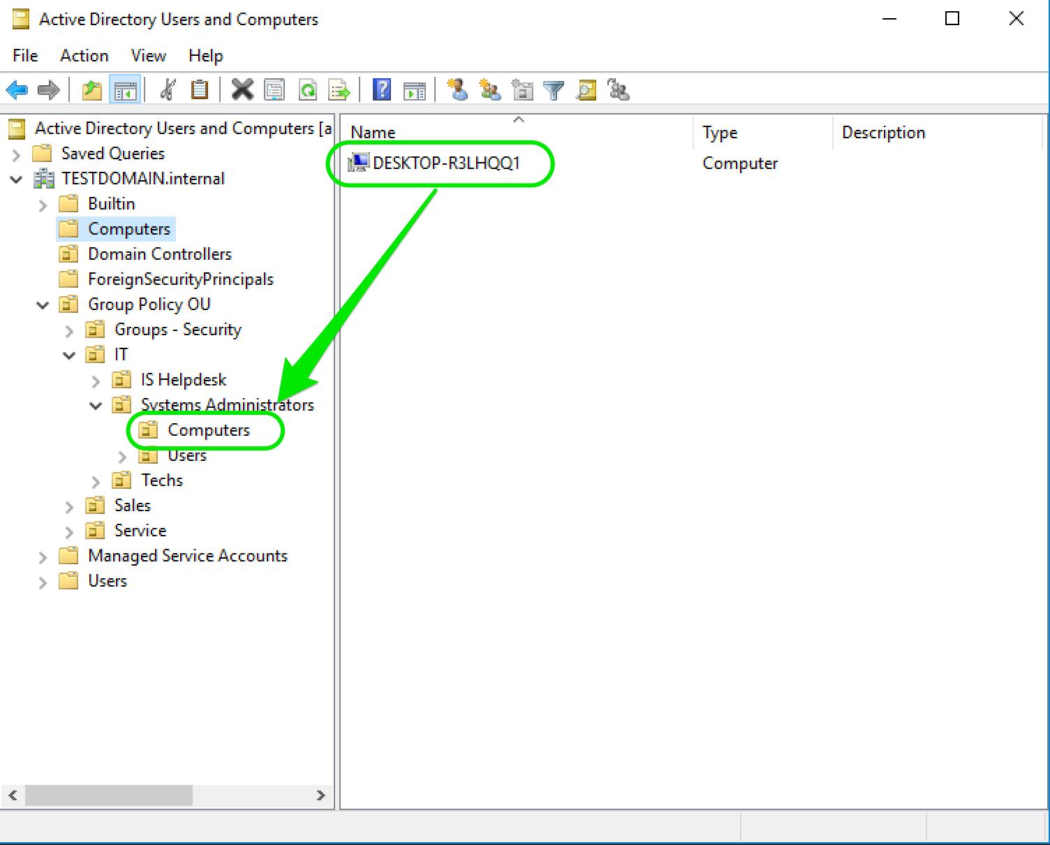 Server-2016-Active-Directory
