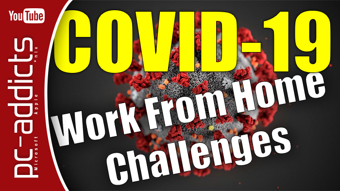 Technical challenges with COVID-19