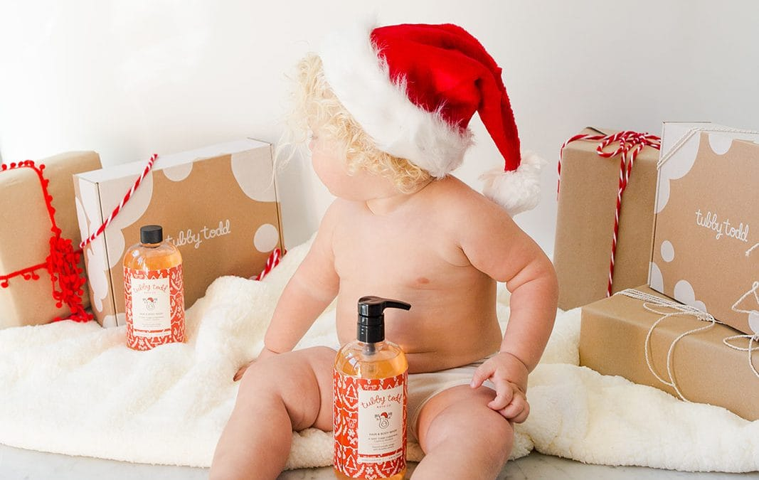 Holiday Bathtime Rituals That We Love