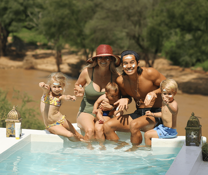 PLAY Mineral Sunscreen + The Bucket List Family