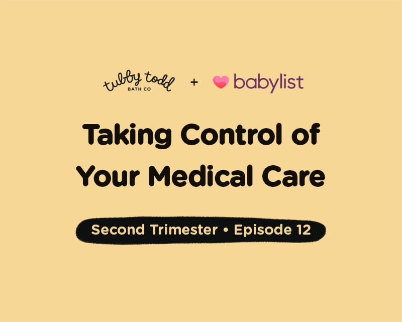 Episode #12: Taking Control of Your Medical Care