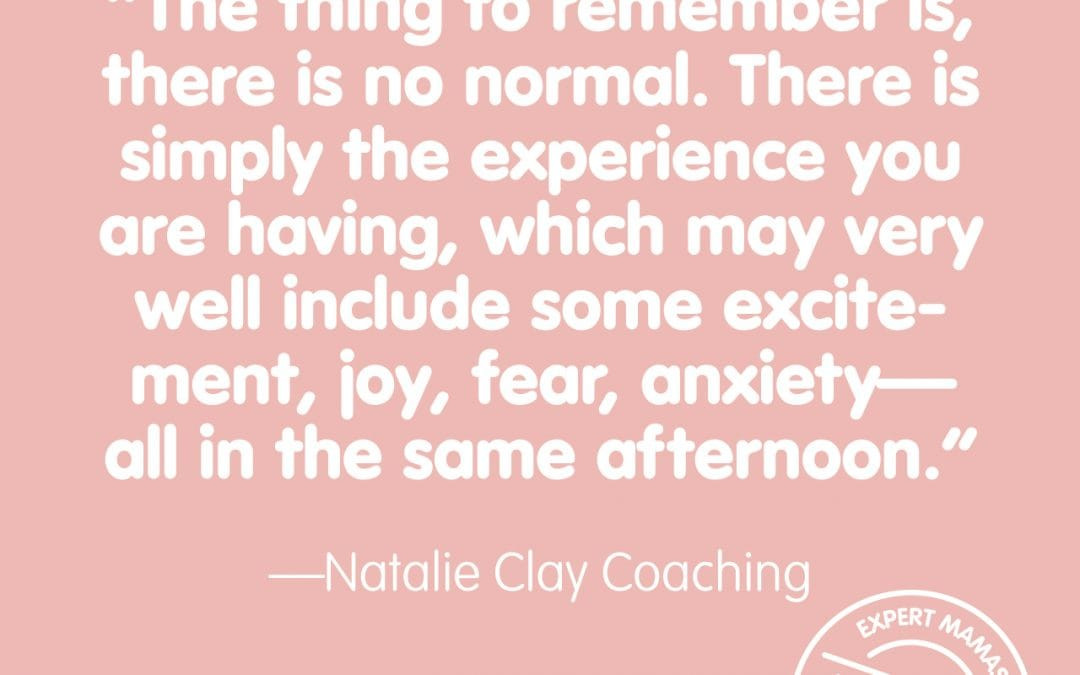 Expert Mama: Natalie Clay on Postpartum Recovery