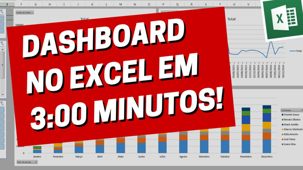 DASHBOARD NO EXCEL