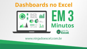 DASHBOARD NO EXCEL 3 minutos