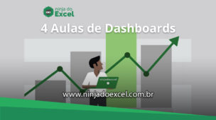 curso Dashboards no Excel