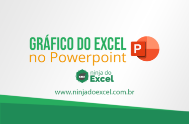 Gráfico do Excel no PowerPoint