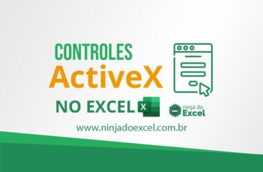 Controles ActiveX no Excel
