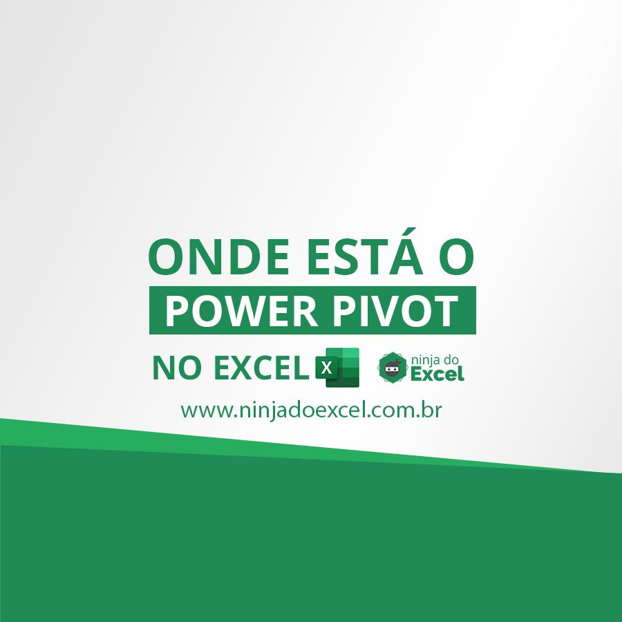 Power Pivot no Excel