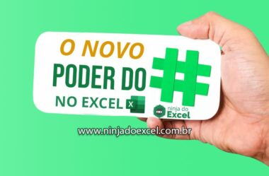 O poder do # no Excel
