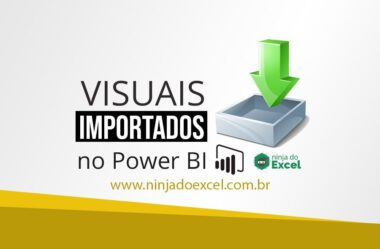 Importar Visuais no Power BI