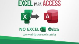 Do Excel para Access