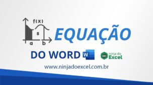 equação no word
