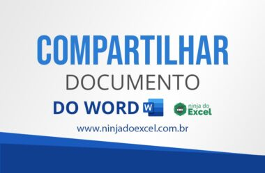 Como Compartilhar Documento do Word