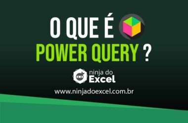 O que é o Power Query no Excel?
