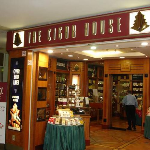 The Cigar House | Airside Retailer