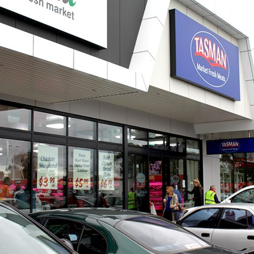 Tasman | Large Format Butcher