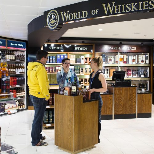 World of Whiskies | Airside Alcohol Retailer