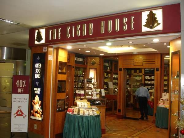 cigar house