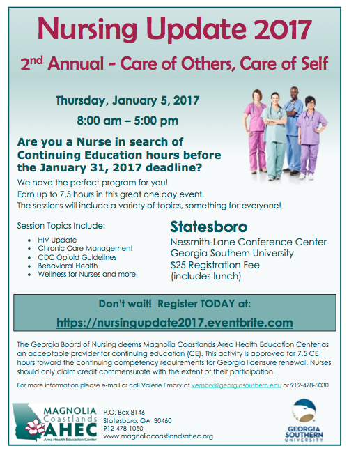 2nd Annual Care of Others, Care of Self