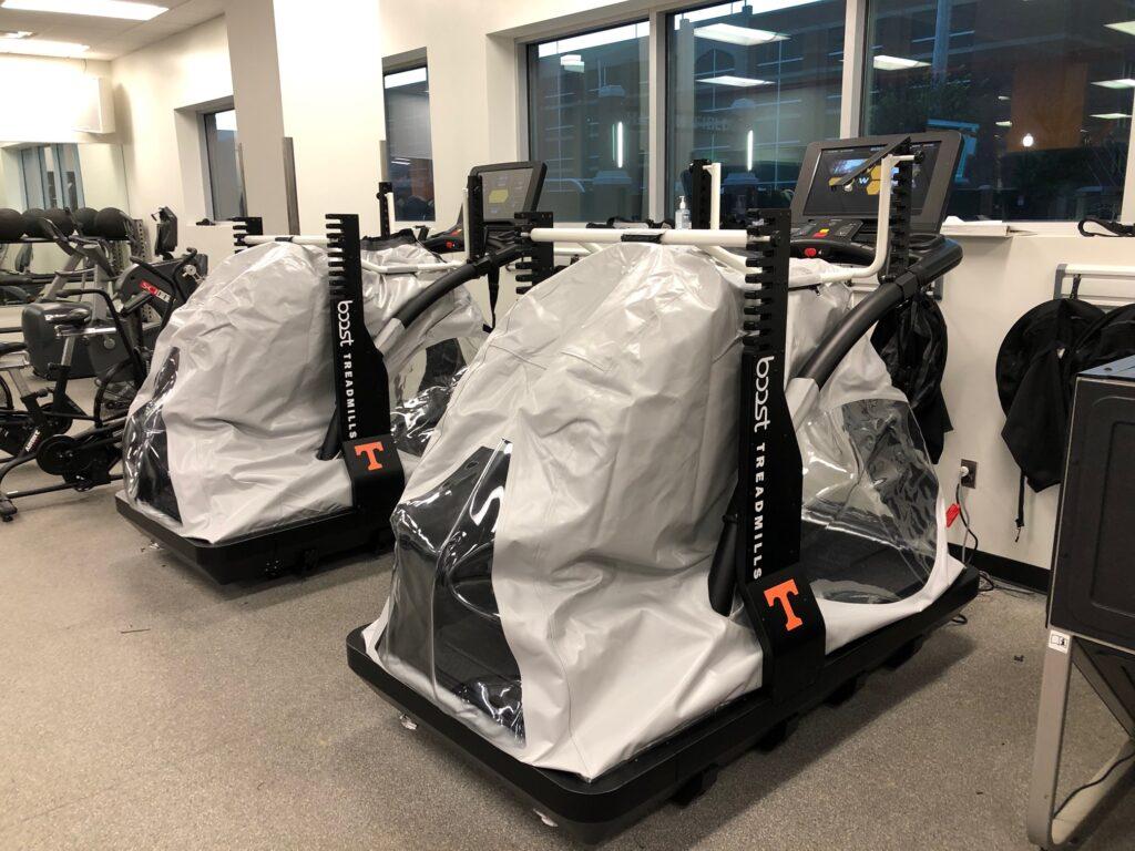 Boost Treadmills at UT Vols