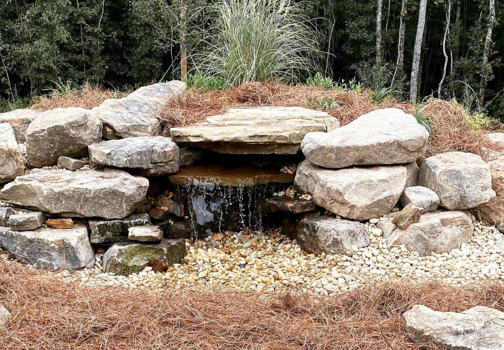 Waterfall Installation
