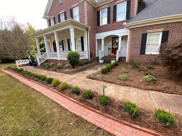 Fall Landscaping