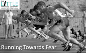 Running Towards Fear