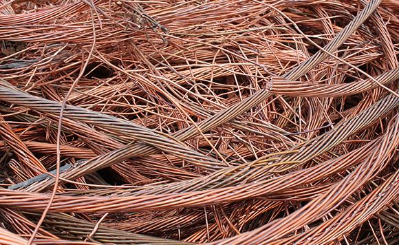 #1 Copper Wire Recycling Scrap Metal - Non-Ferrous - Garland, TX