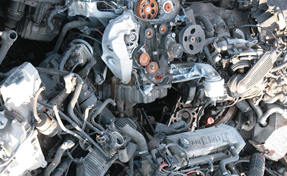 Car Parts Recycling - Scrap Metal - Dallas, TX