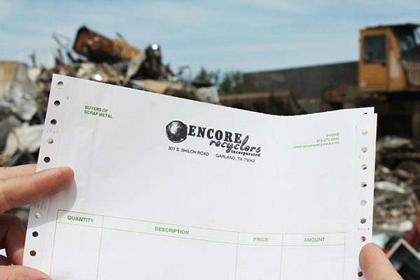 Prompt Payment and Pickups - Scrap Metal Recycling - Garland, TX