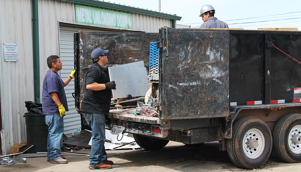 How to Recycle Your Scrap Metal for the Best Price - Dallas, TX