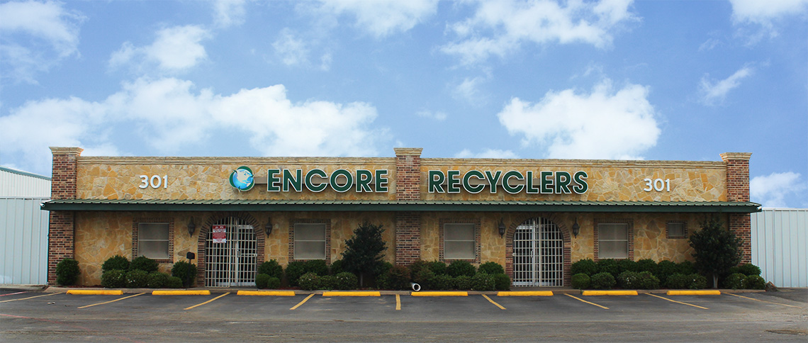 Encore Recyclers - Best Prices for Scrap Metal Recycling - Dallas, TX