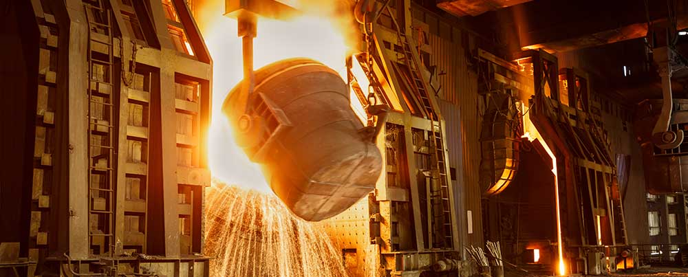 Recycle Steel Scrap Metal in Dallas, Texas