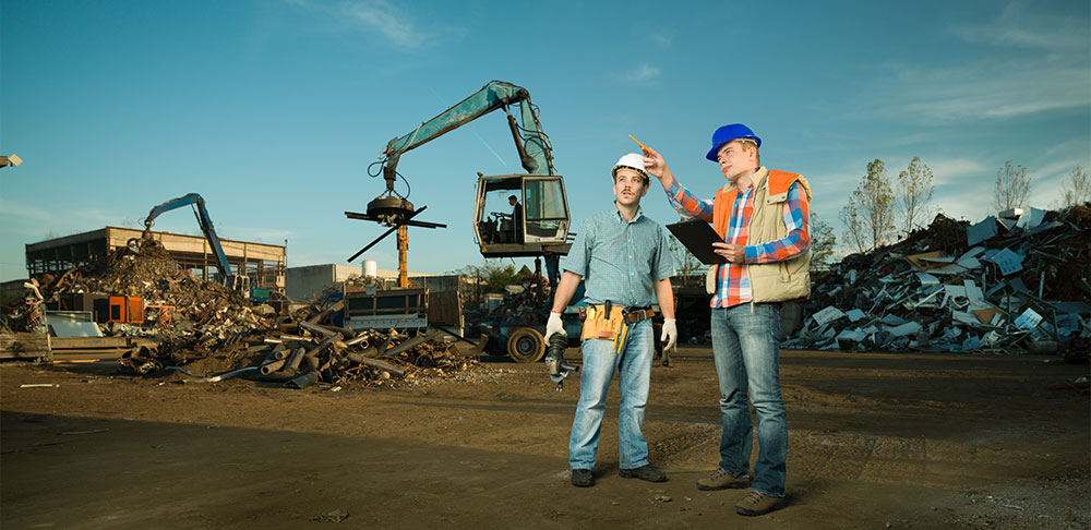 Safety Tips for Scrap Metal Recyclers - Dallas, TX