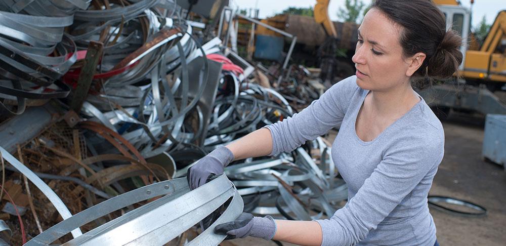Start Recycling Scrap Metal - Dallas, TX