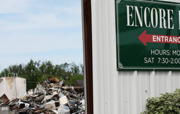 Encore Recyclers - Best Prices for Scrap Metal in Dallas