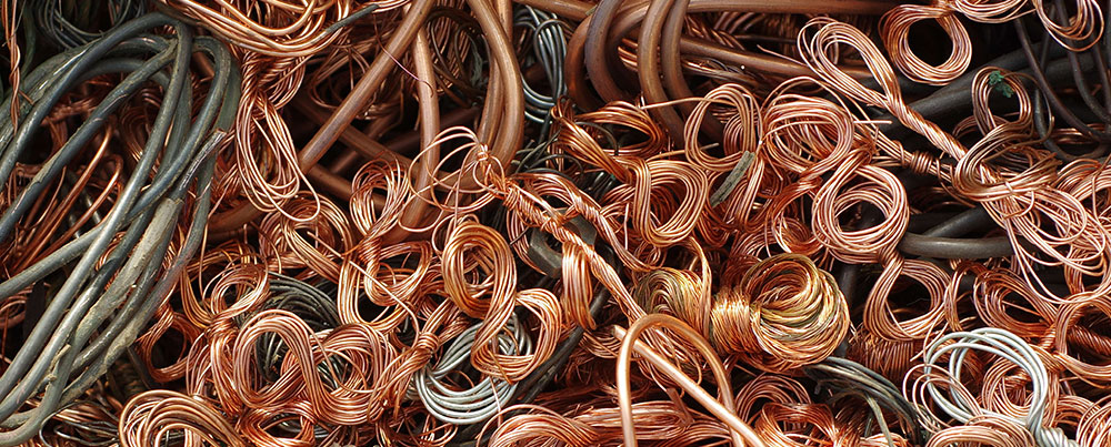 Copper Recycling - Dallas, TX