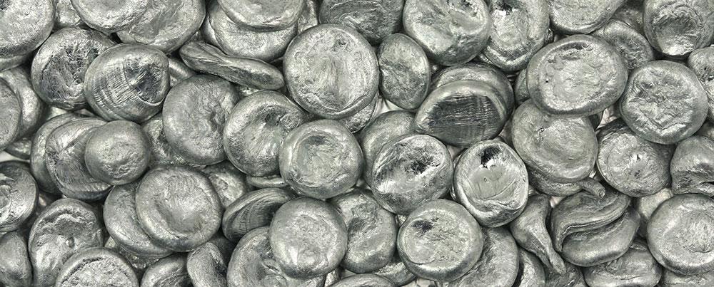 Recycling Zinc - Dallas and Garland, TX