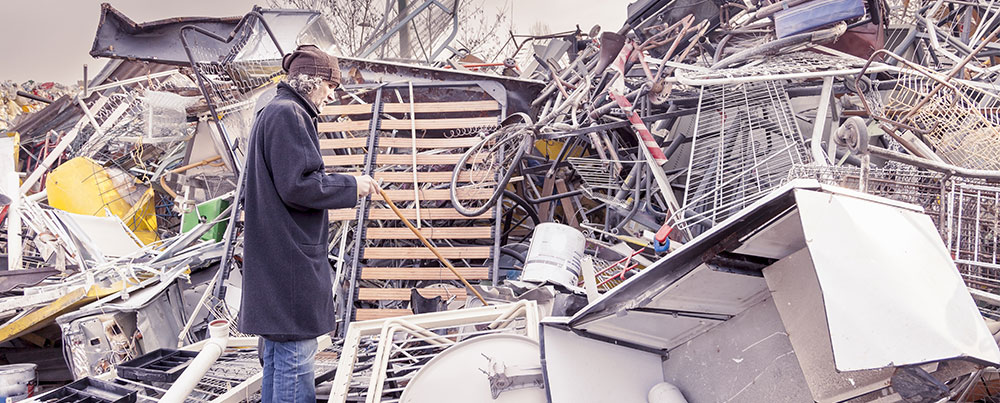 Getting Discouraged by Scrap Metal Recycling - Encore Recyclers - Dallas, TX