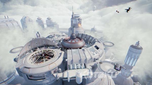Star Wars First Assault screenshot