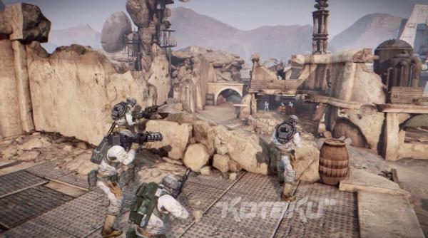 Star Wars: First Assault video game