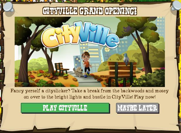 Cityville by Zynga