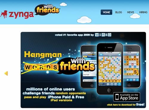 Hangman with Friends