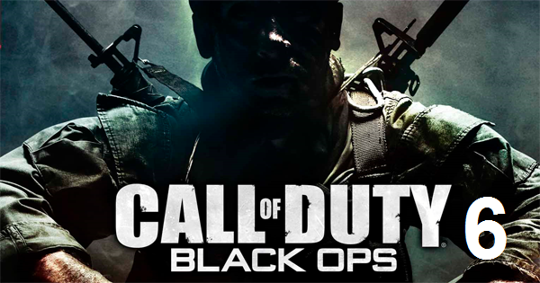 Call of Duty Black Ops 6