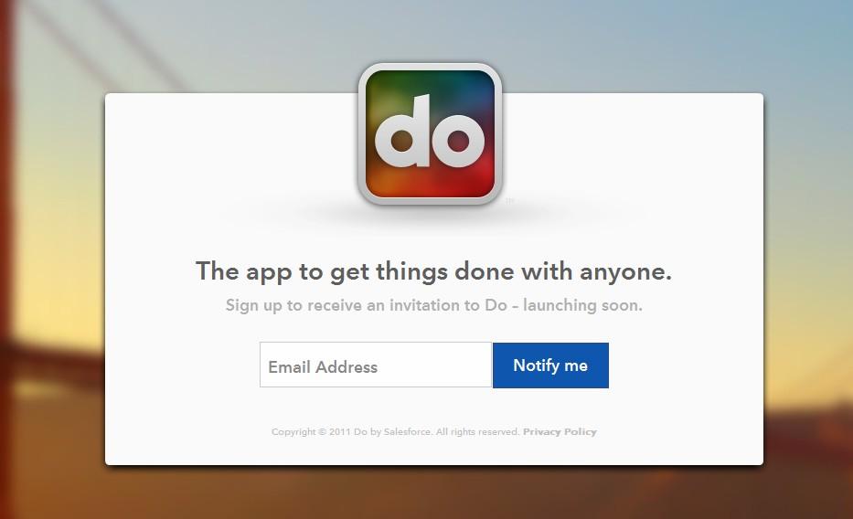 Do.com by Salesforce